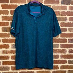 Nike golf polo shirt size large